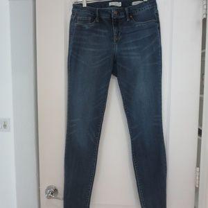 Jessica Simpson Kiss Me Super Skinny Jeans Mid Ris